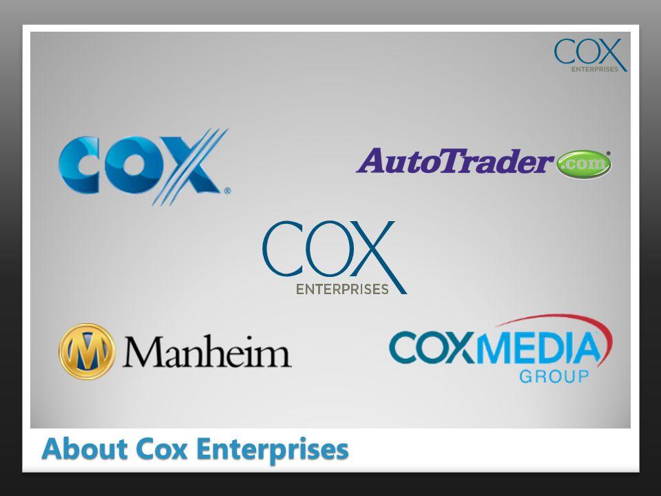 About Cox Enterprises