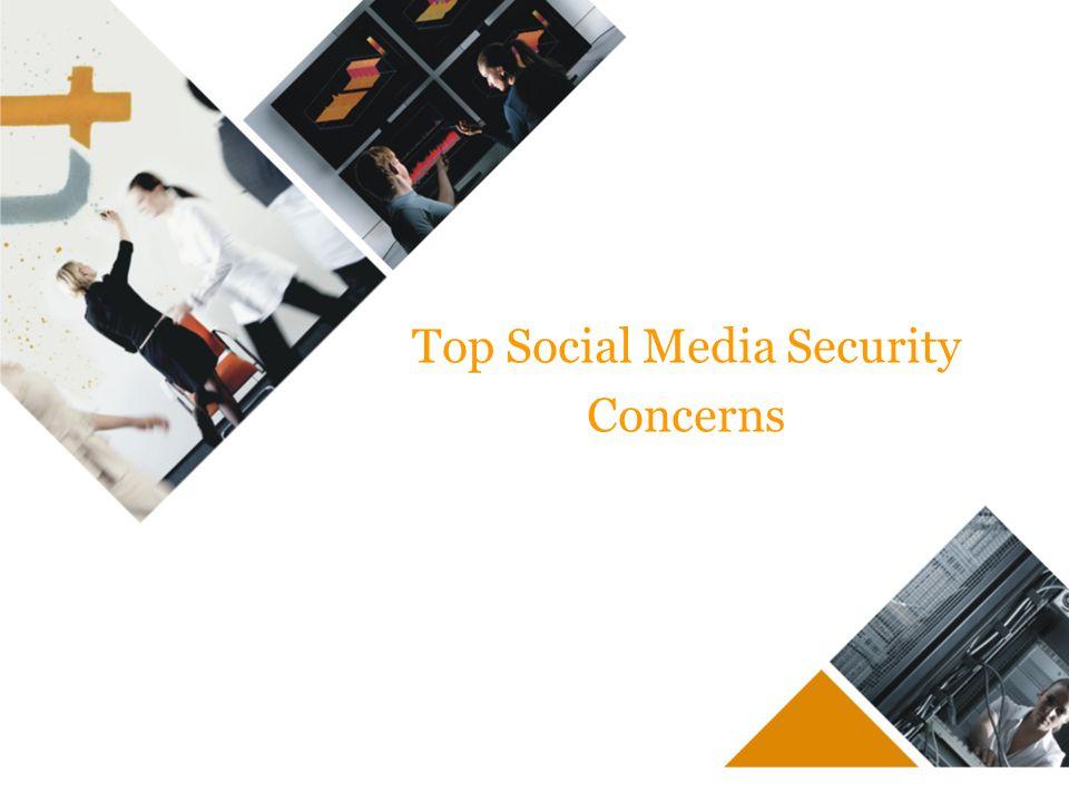 Top Social Media Security Concerns