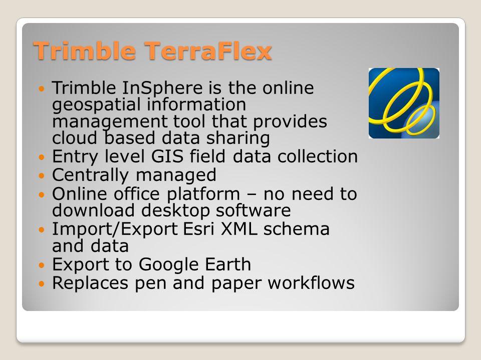 Trimble TerraFlex