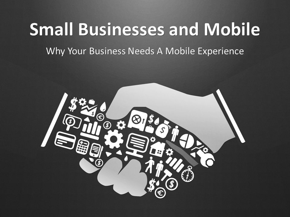 Advantage of Being Flexible Mobile technology is one of the biggest advantages open to small businesses looking to gain an edge over large enterprises, and mobile apps are at the forefront of this trend.
