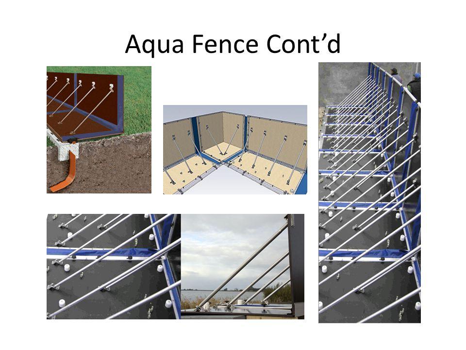 Aqua Fence Contd