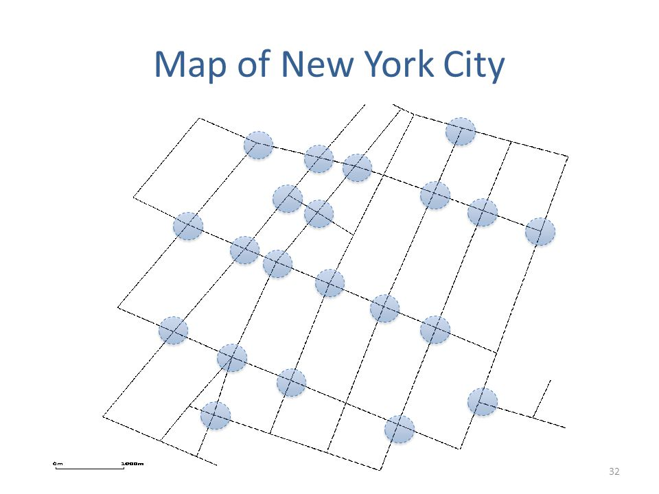 Map of New York City 32