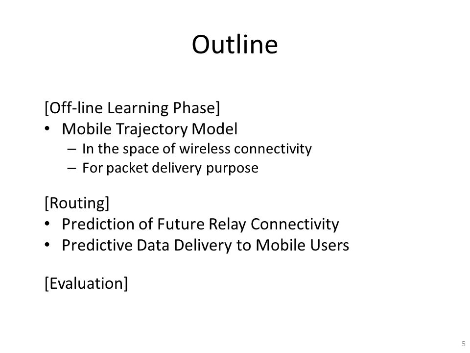 Optimal Route Selection Using Predictive Knowledge Optimization problem – For sensor node A, – Minimize total routing cost From sensor node itself To the selected stashing nodes – Subject to Stashing nodes cover all possible future paths of multiple mobile users Solved by LP/IP solvers such as CPLEX, Gurobi, GLPK, … M1M1 M2M2 A T3T3 T1T1 T2T2 T4T4 T5T5 T6T6 N 16