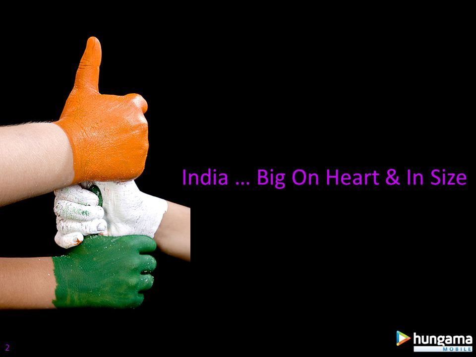 India … Big On Heart & In Size 2