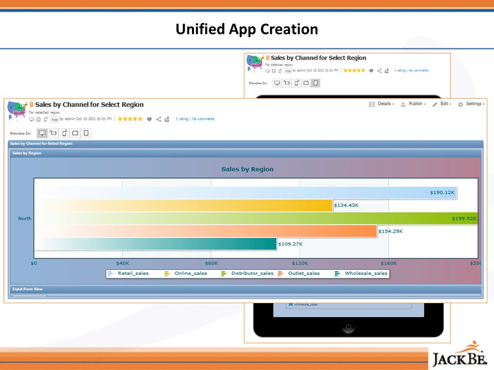 Unified App Creation