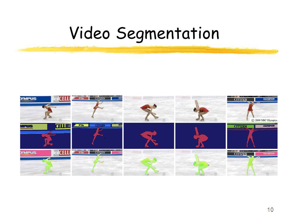 Video Segmentation 10