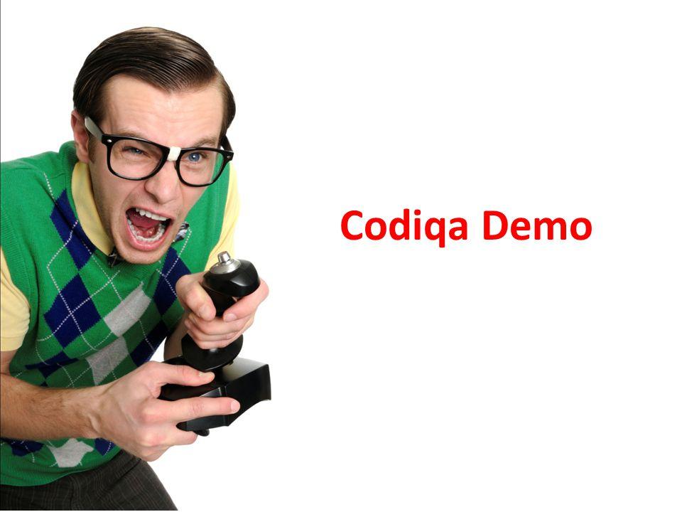 Codiqa Demo