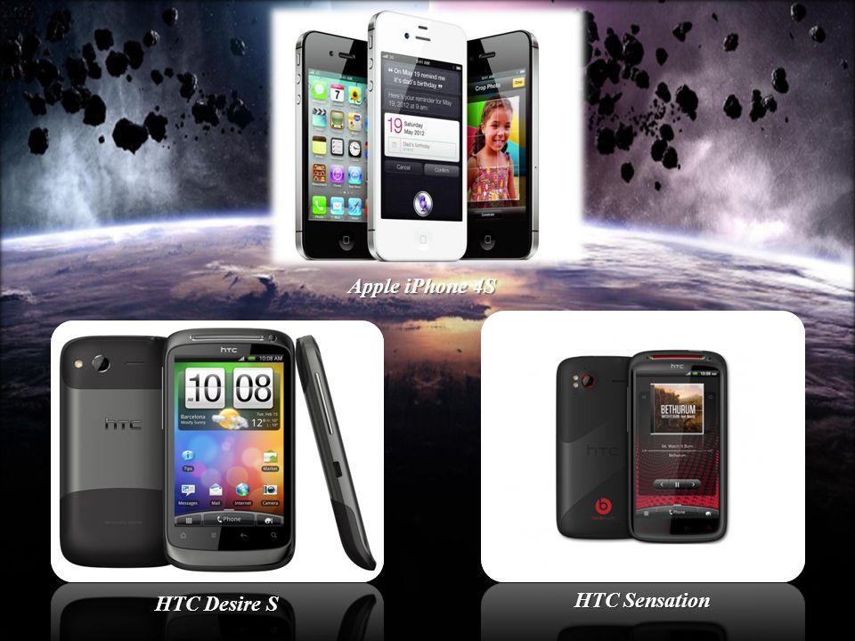 НТС Sensation HTC Desire S Apple iPhone 4S