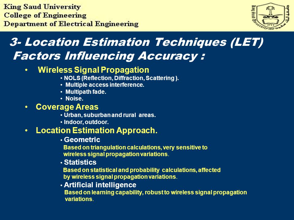 10.Teemu Roos, Petri Myllymaki, and Henry Tirri, A Statistical Modeling Approach to Location Estimation , IEEE Transactions on Mobile Computing, Vol.
