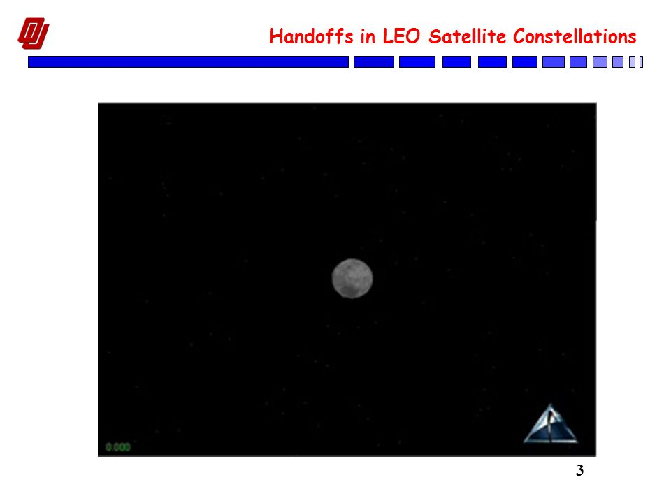 4 Handoffs in satellite IP networks Link Layer Handoff Inter-satellite handoff link handoff Spotbeam handoff Network Layer Handoff Satellite as a router Satellite as a mobile host A Globalstar design, with 48 active satellites in 8 planes of 6.