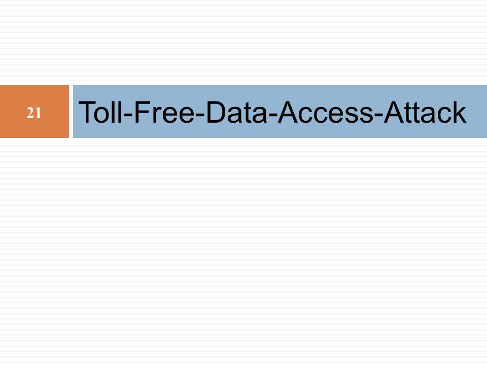 Toll-Free-Data-Access-Attack 21