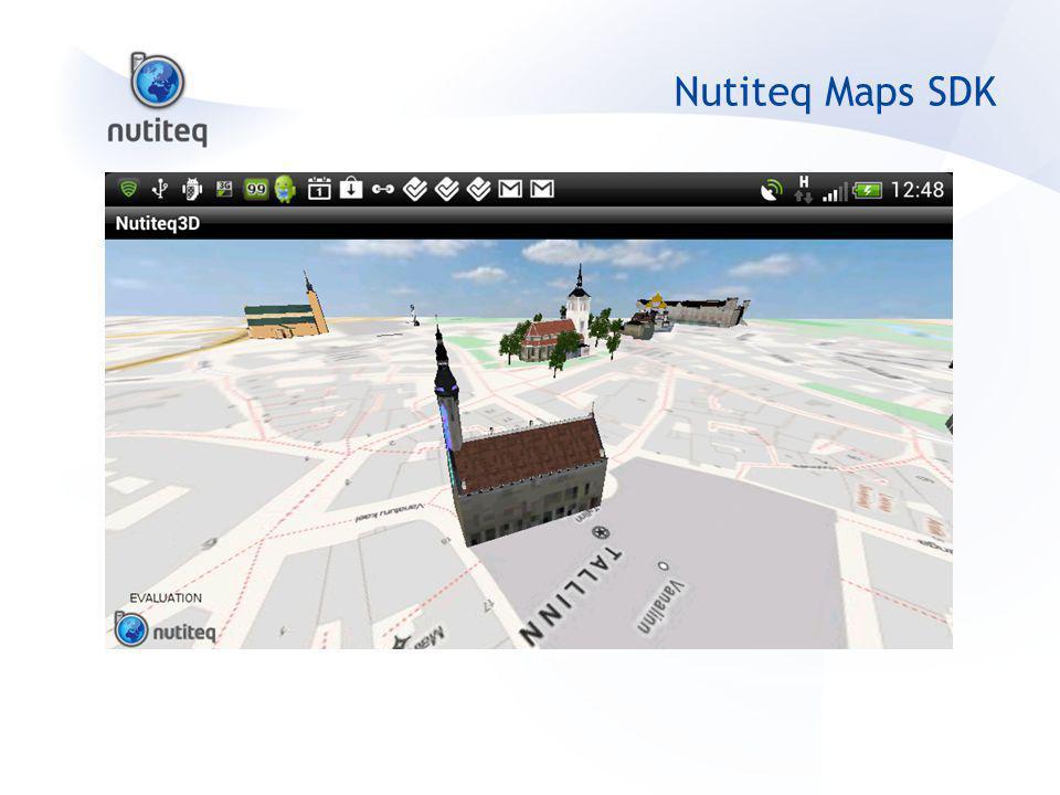 Nutiteq Maps SDK