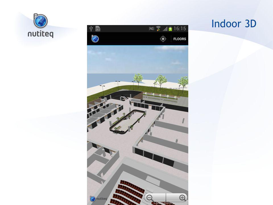 Indoor 3D