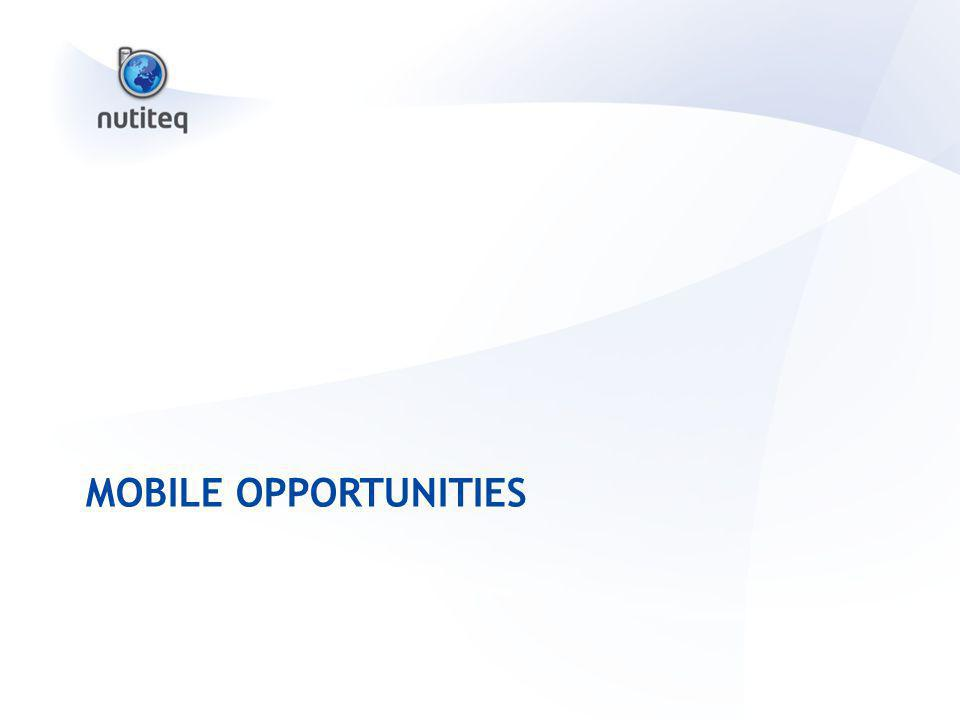 MOBILE OPPORTUNITIES