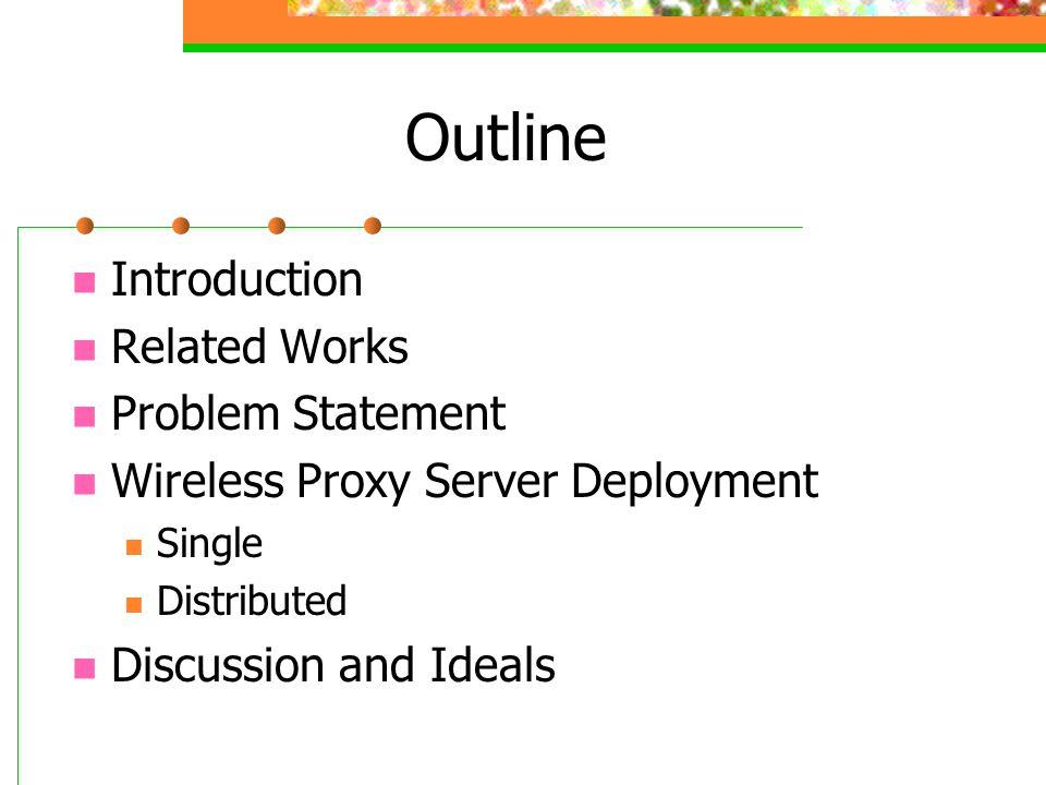 Proxy Handoff Procedure (cont.)