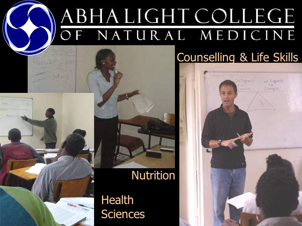 Nutrition Counselling & Life Skills Health Sciences