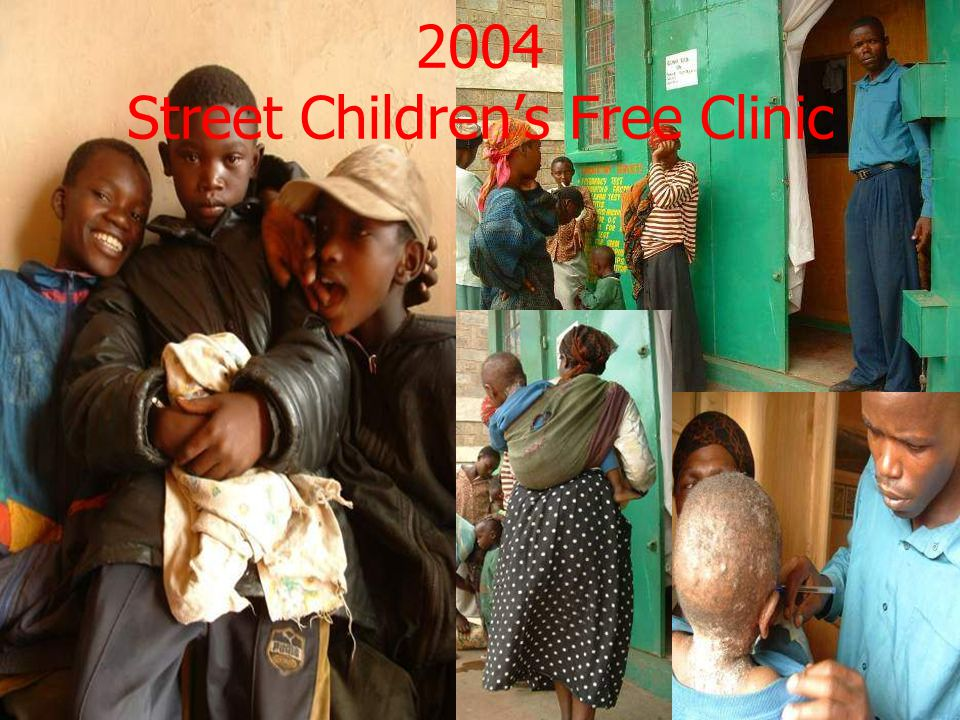 2004 Street Childrens Free Clinic