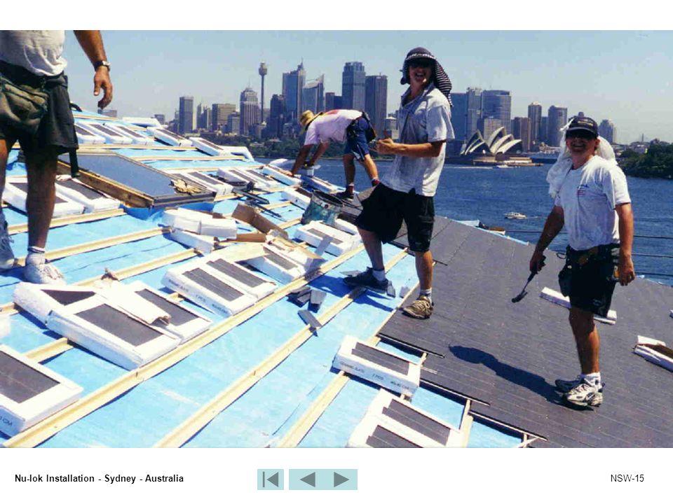 Nu-lok Installation - Sydney - Australia NSW-15