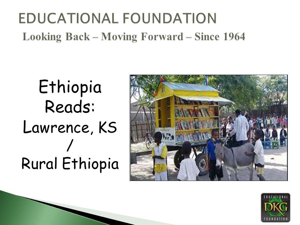 Ethiopia Reads: L awrence, KS / Rural Ethiopia
