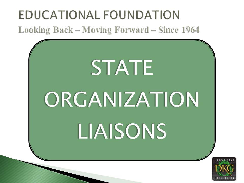 STATE ORGANIZATION LIAISONS