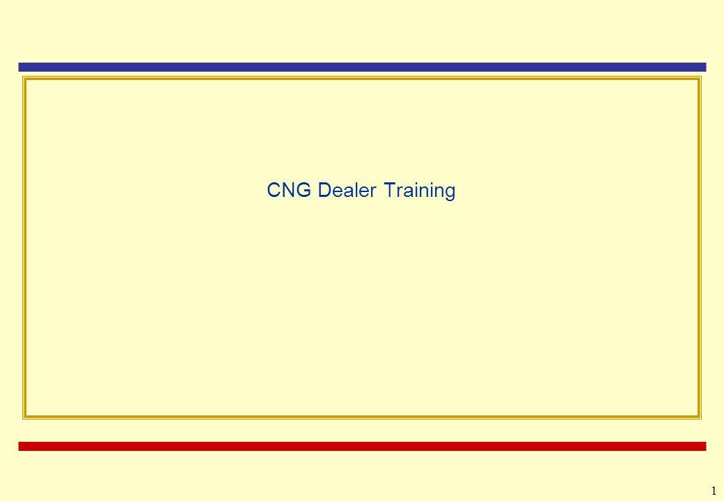 1 CNG Dealer Training