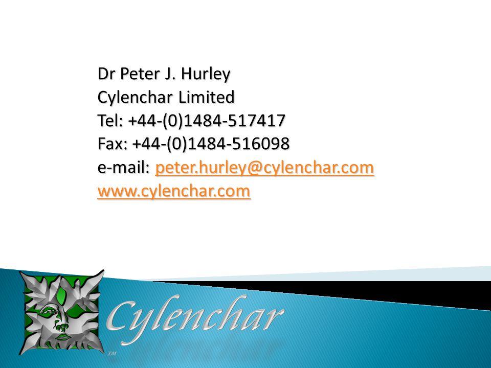 Dr Peter J.