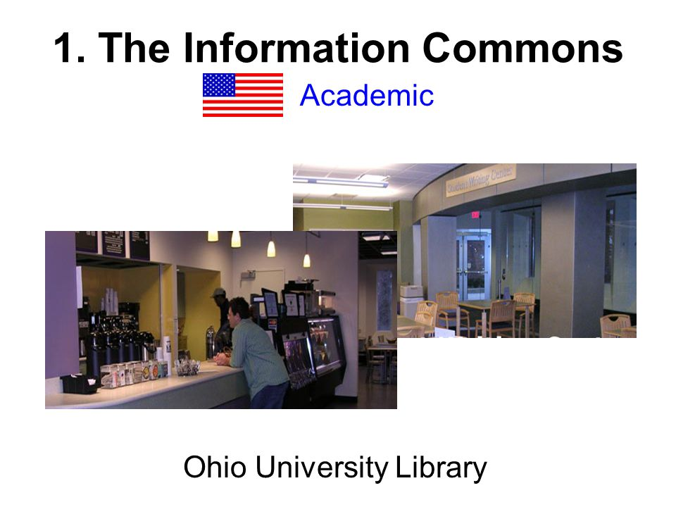 Academic Ohio University Library