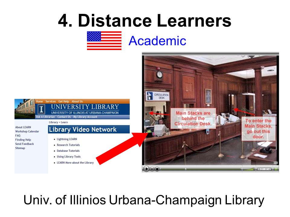 Academic Univ. of Illinios Urbana-Champaign Library
