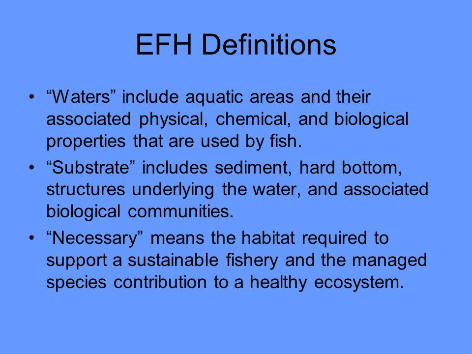 Juvenile Winter Flounder EFH: Old vs. New Status Quo/CurrentNew Preferred Alternative