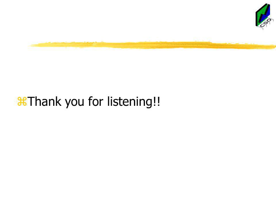 zThank you for listening!!
