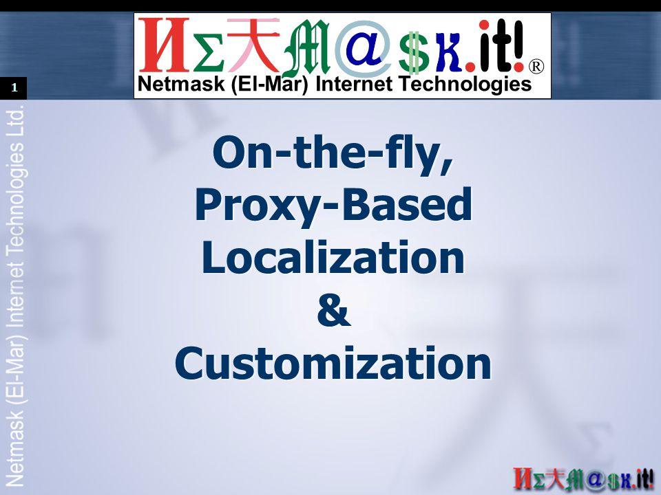 2 What is Netmask.IT.® .