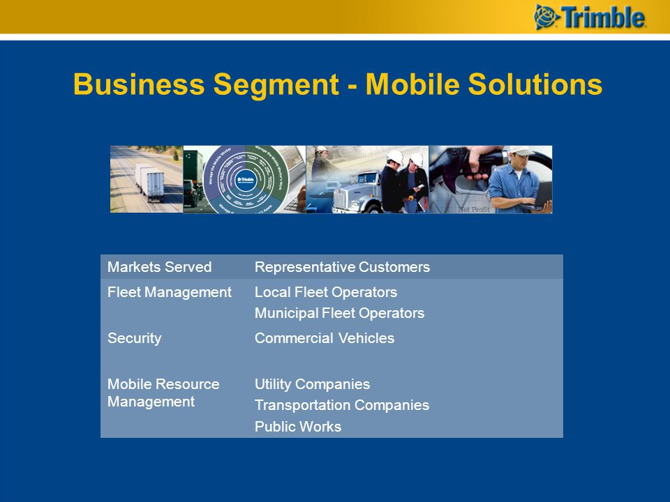 Business Segment – Advanced Devices Markets ServedRepresentative Customers Chip and Board Level Products Electronic OEMs Portable Appliance Manufacturers Tracking DevicesSystem Integrators Security Device Suppliers TimingWireless Infrastructure providers