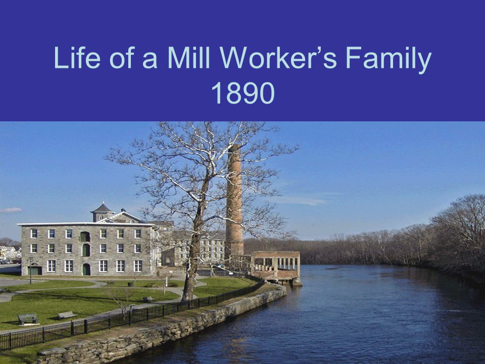 The Shea boys may have spent their lives working in the mill.