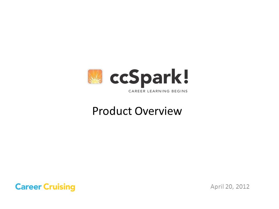 z Product Overview April 20, 2012