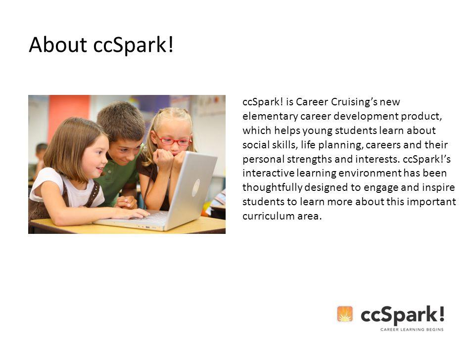 About ccSpark. ccSpark.