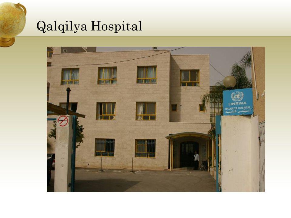 Qalqilya Hospital