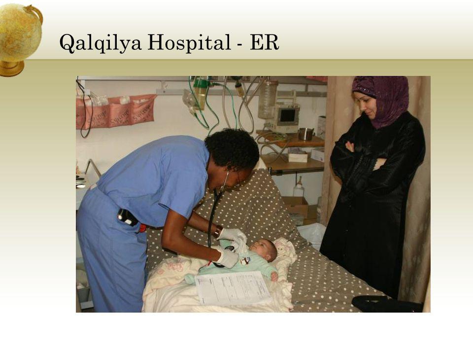 Qalqilya Hospital - ER