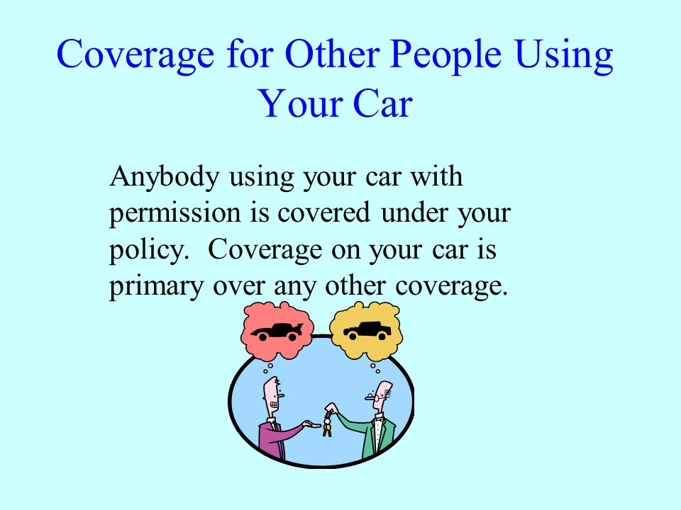 Non-Owned Car Does not include a: car rented by or on behalf of the insureds employer car which has been operated or rented by or in the possession of an insured during any part of each of the last 21 or more consecutive days