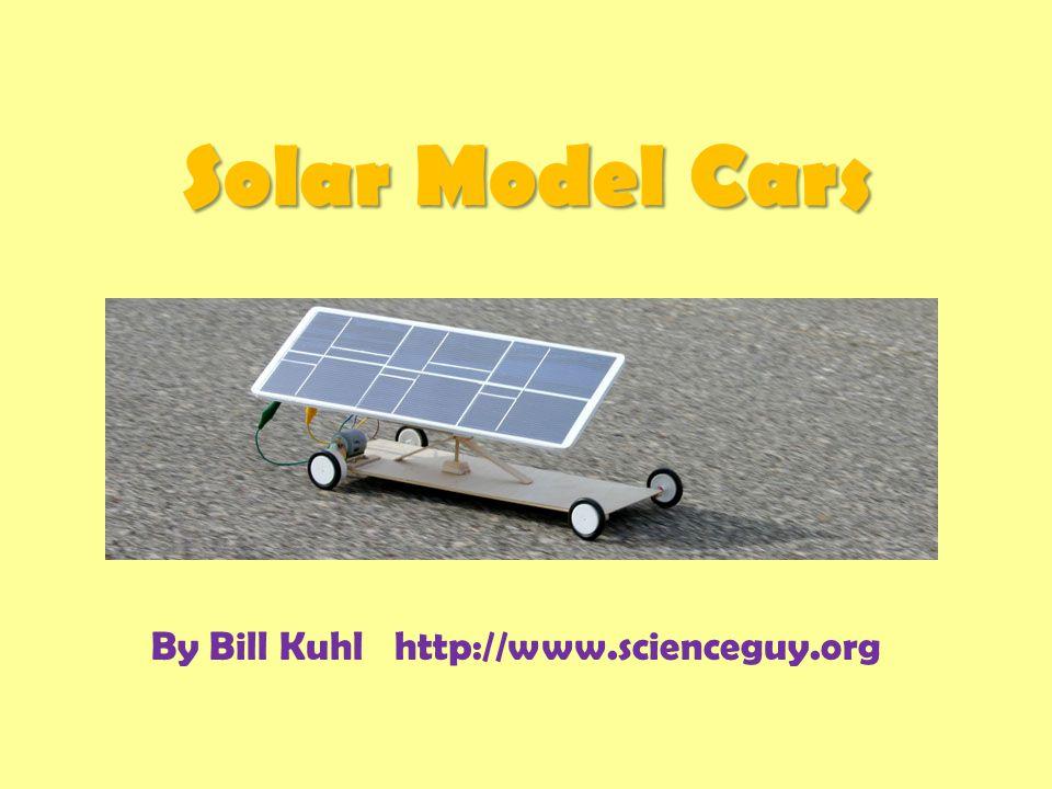 Tamiya motor designed for solar panels.