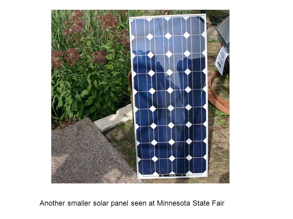 1 ½ volt panel has more cells.