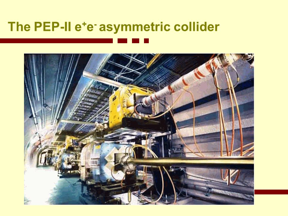 The PEP-II e + e - asymmetric collider