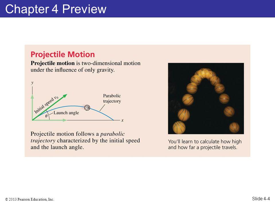 © 2013 Pearson Education, Inc. Chapter 4 Summary Slides Slide 4-117
