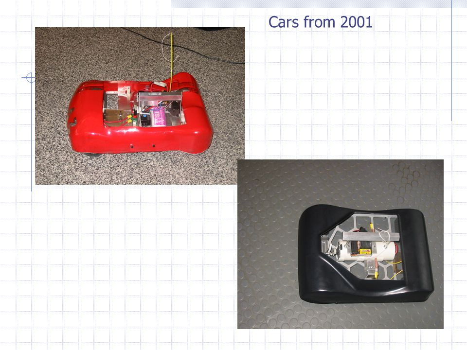Cars from 2001