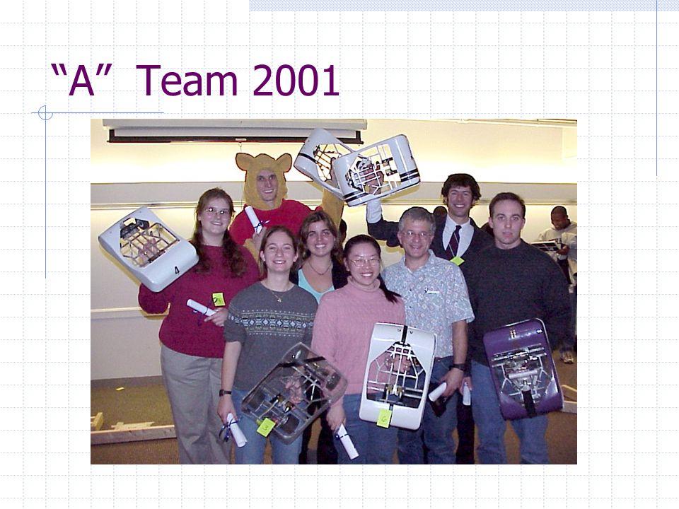 A Team 2001