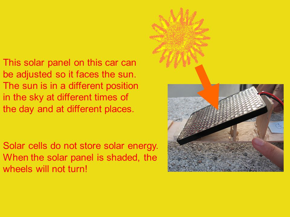 Fortunately, our planet has learned how to store solar energy.