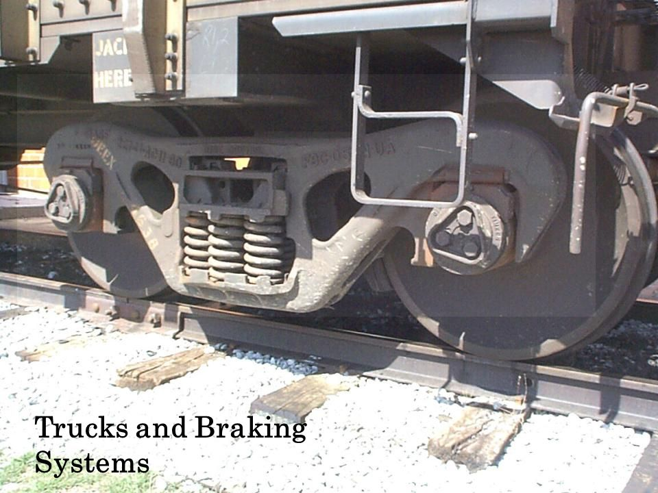 Trucks and Braking Systems