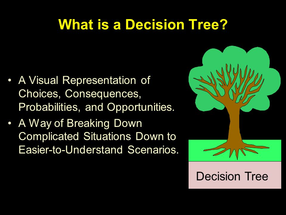 What is a Decision Tree.