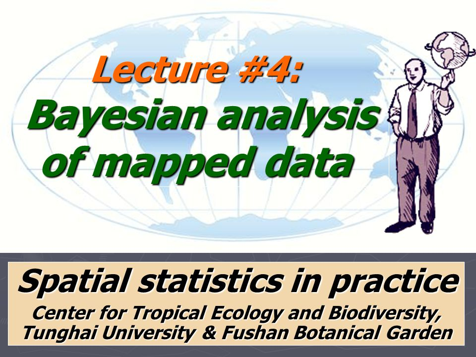 Topics for todays lecture Frequentist versus Bayesian perspectives.