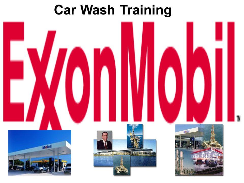 Car Wash Training