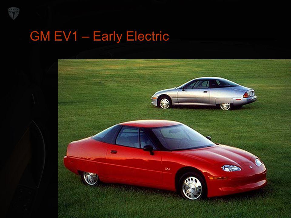 GM EV1 – Early Electric